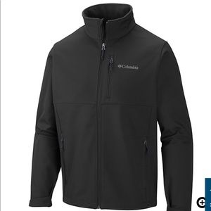 Men's Columbia Softshell Jacket